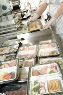 Domodedovo Air Service Catering Facility increases meal supplies volume